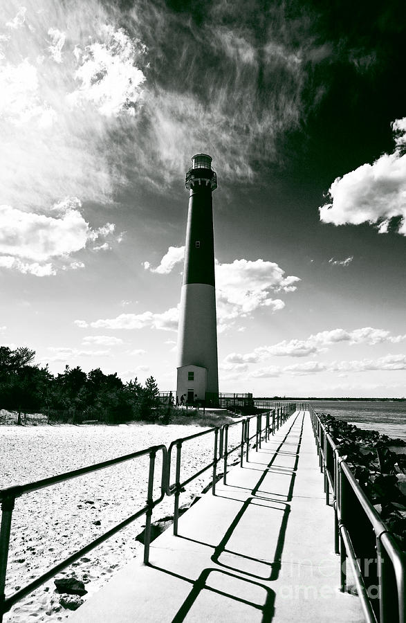 Lighthouse Walk Photograph  - Lighthouse Walk Fine Art Print