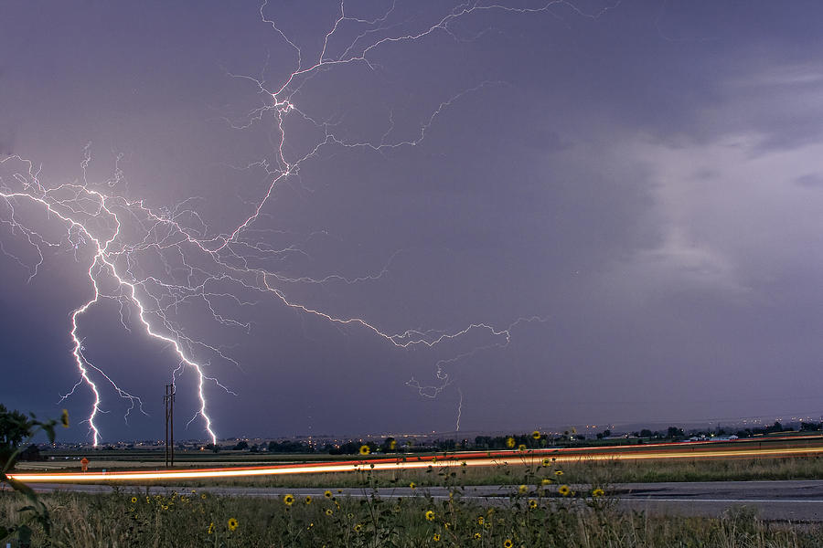 Lightning Thunderstorm Dragon Photograph