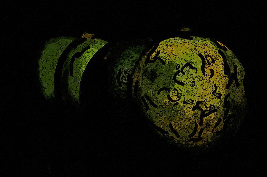 Abundance Photograph - Limes by Toppart Sweden