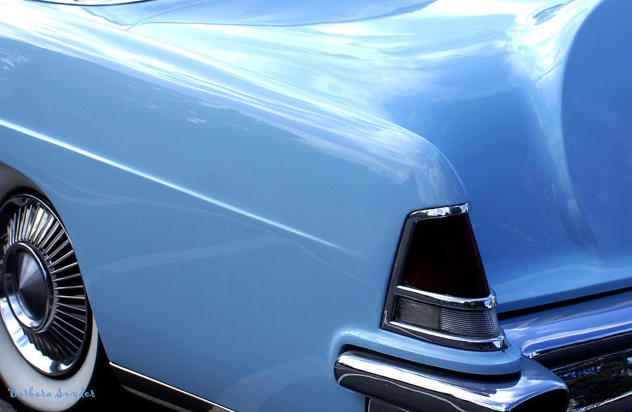 Lincoln Continental  Digital Art