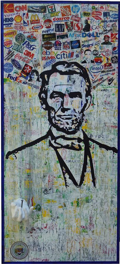 Lincoln- Hawaii Painting