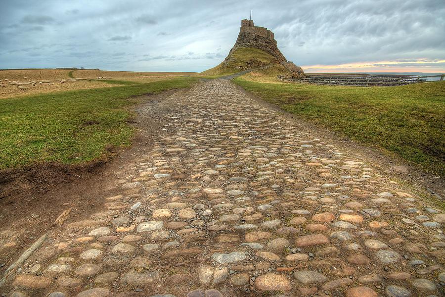Lindisfarne Castle   Photograph