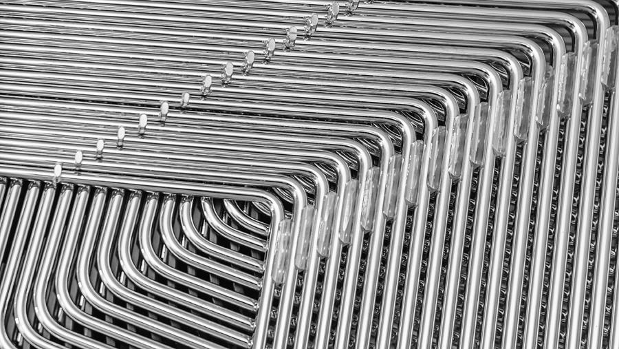 Lines And Curves Photograph
