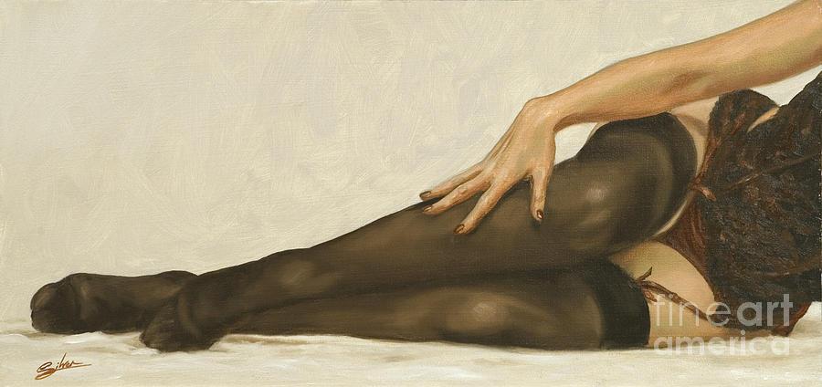 Lingerie II Painting