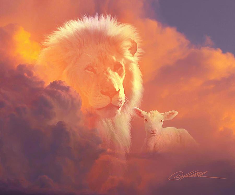Jesus lion wallpapers