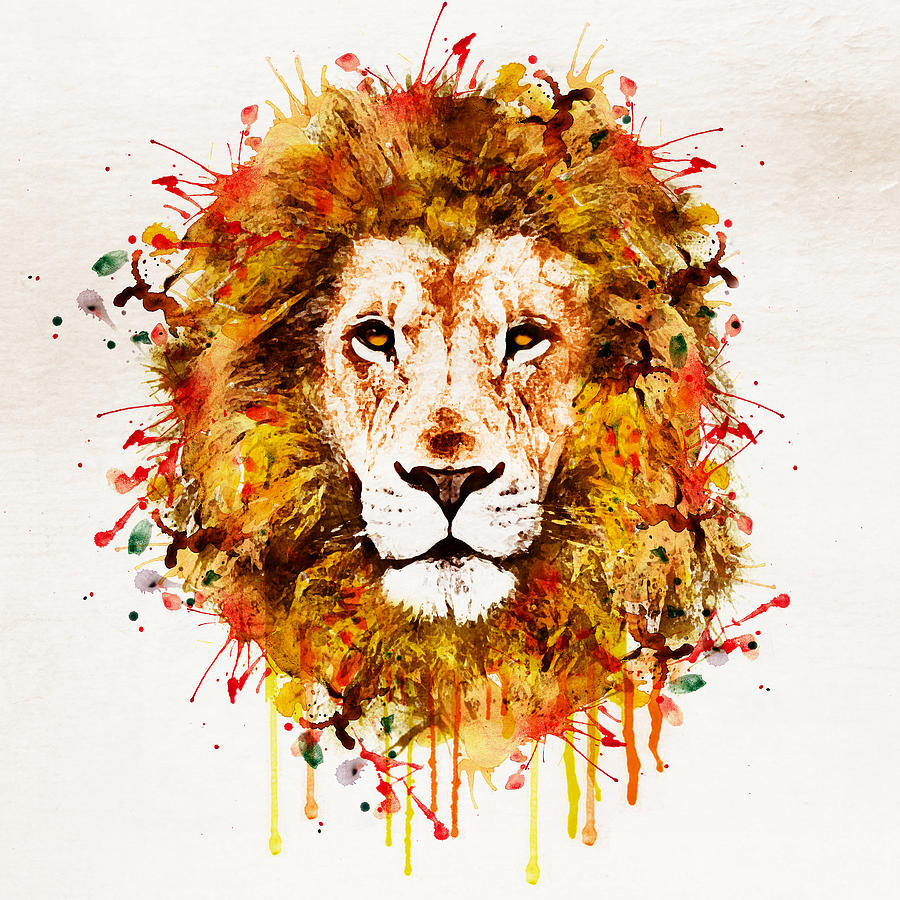 Watercolor Lions Images amp Pictures Becuo