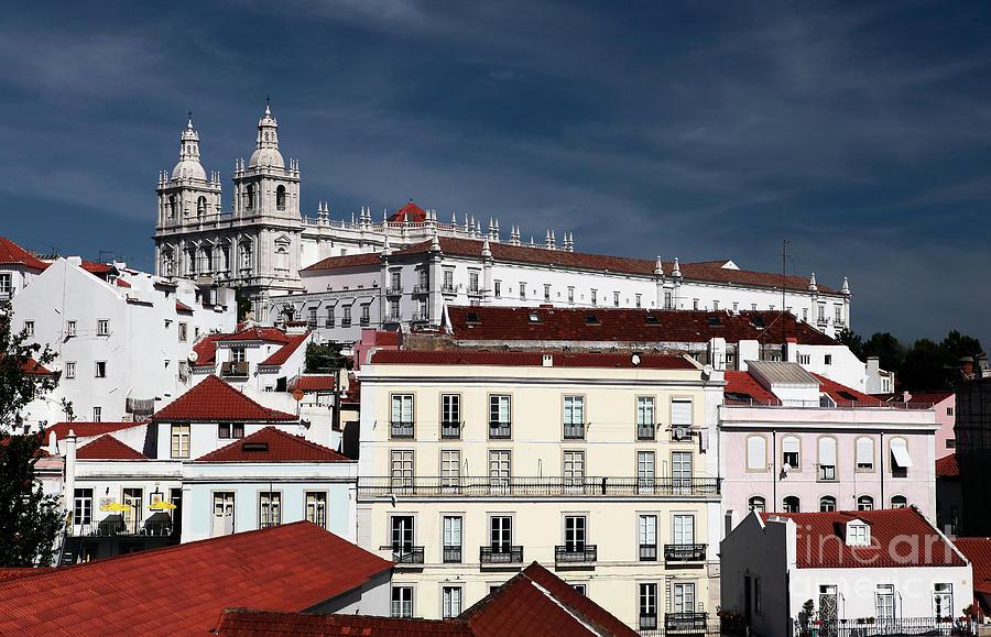 Lisbon X Photograph by John Rizzuto