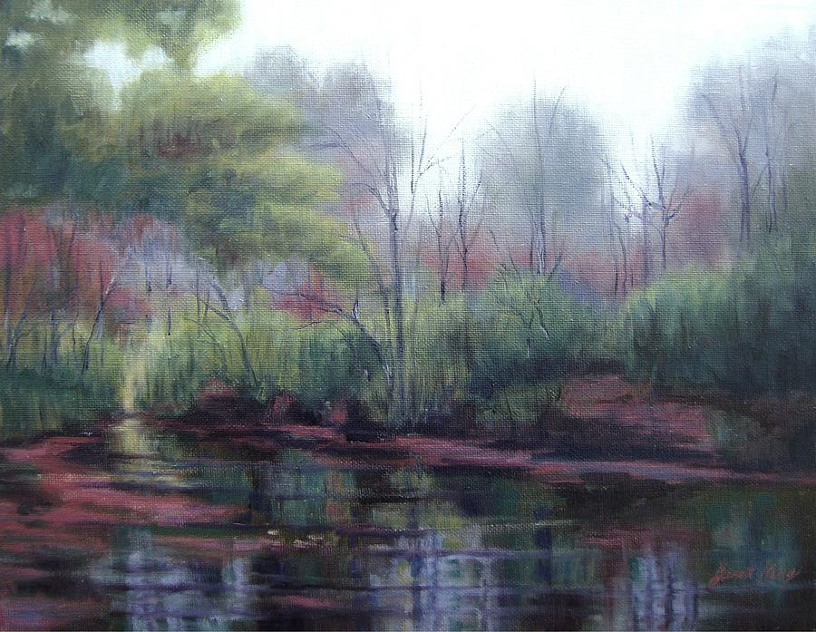 Little Harpeth River Painting