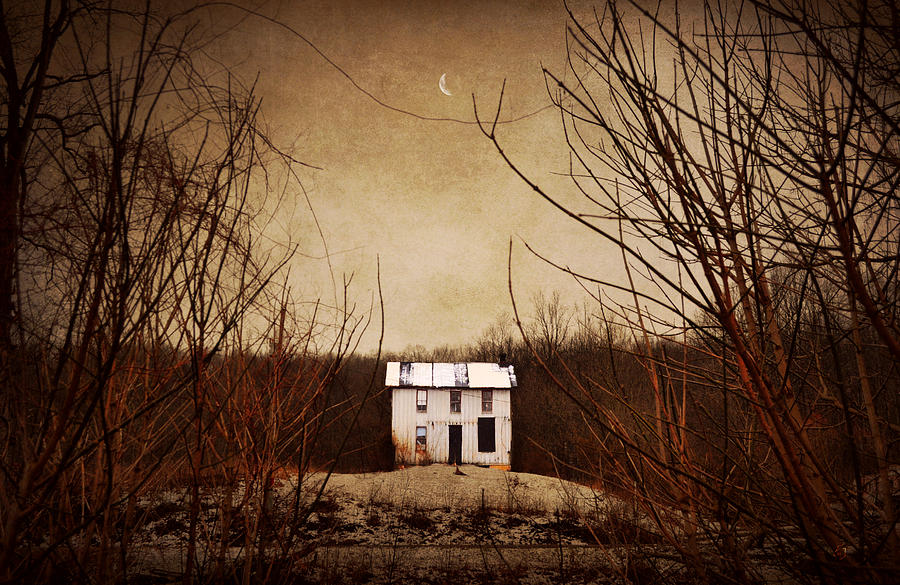 Little House On The Mountain Photograph  - Little House On The Mountain Fine Art Print