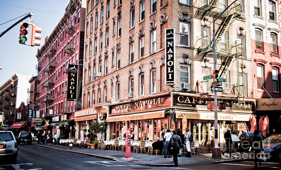 Little Italy In New York Where Culture And Great Food Meet Places BOOMSbeat