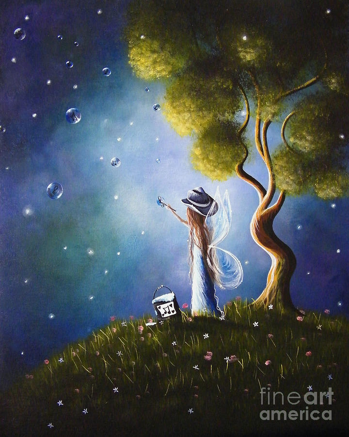 Little Possibilities By Shawna Erback Painting