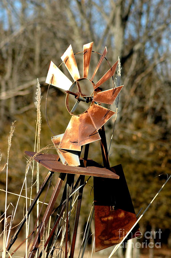 Little Windmill Photograph  - Little Windmill Fine Art Print
