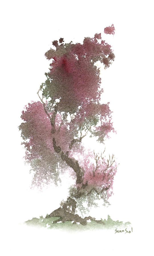 Little Zen Tree 1117 Painting