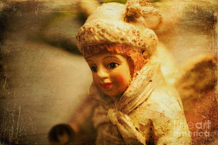 Littlest Angel Photograph