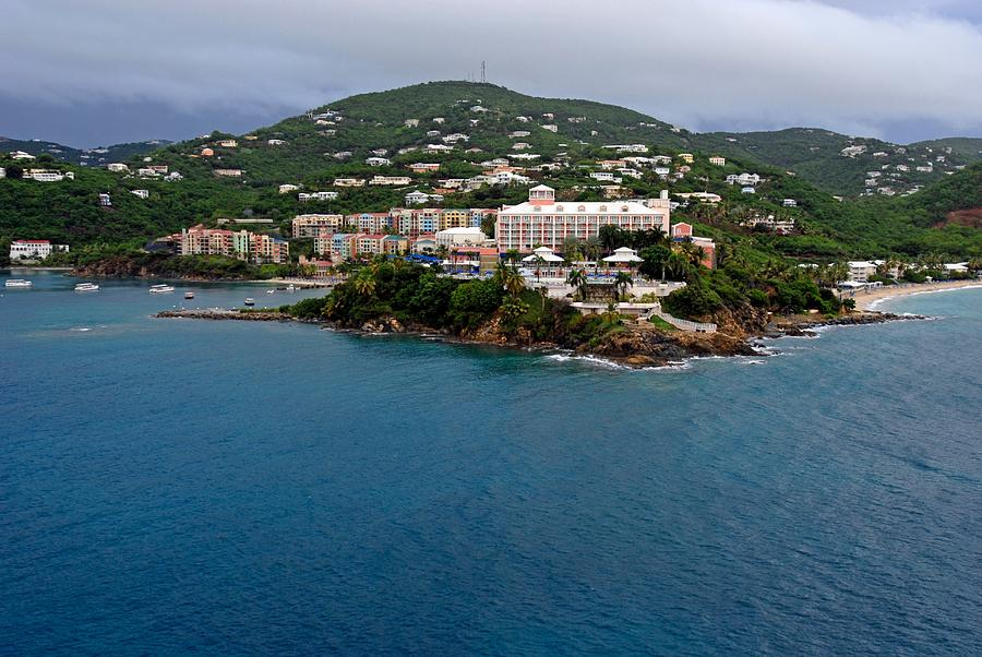 Living High In Saint Thomas Photograph