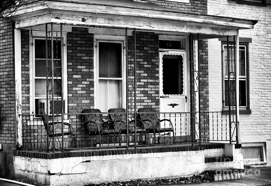 Living In Lambertville Photograph  - Living In Lambertville Fine Art Print