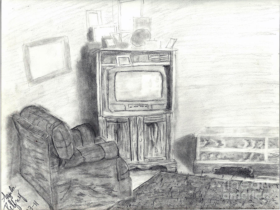 Livingroom Drawing