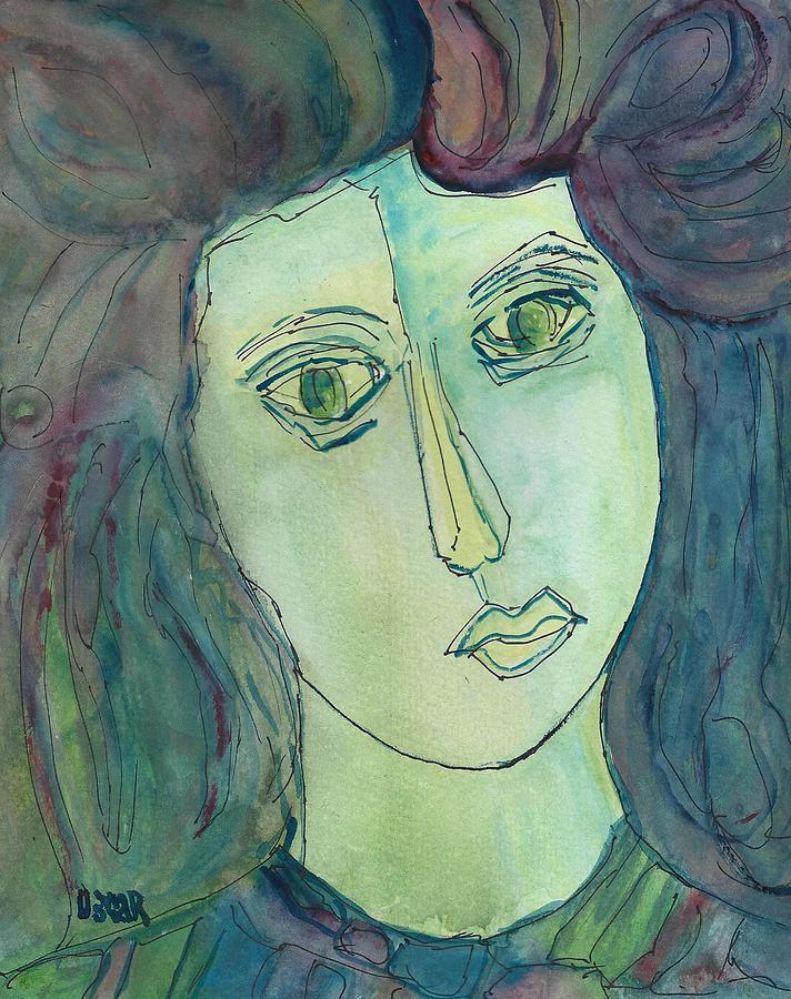 Liz  Painting