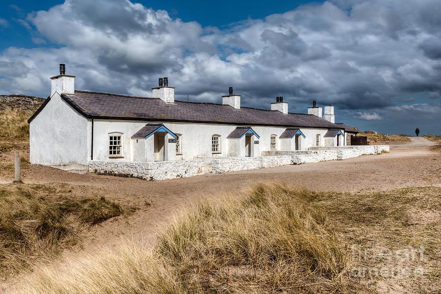 Llanddwyn Cottages Photograph