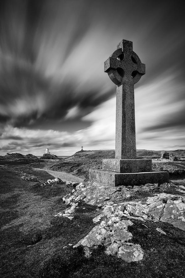 Llanddwyn Island Photograph - Llanddwyn Island by Dave Bowman