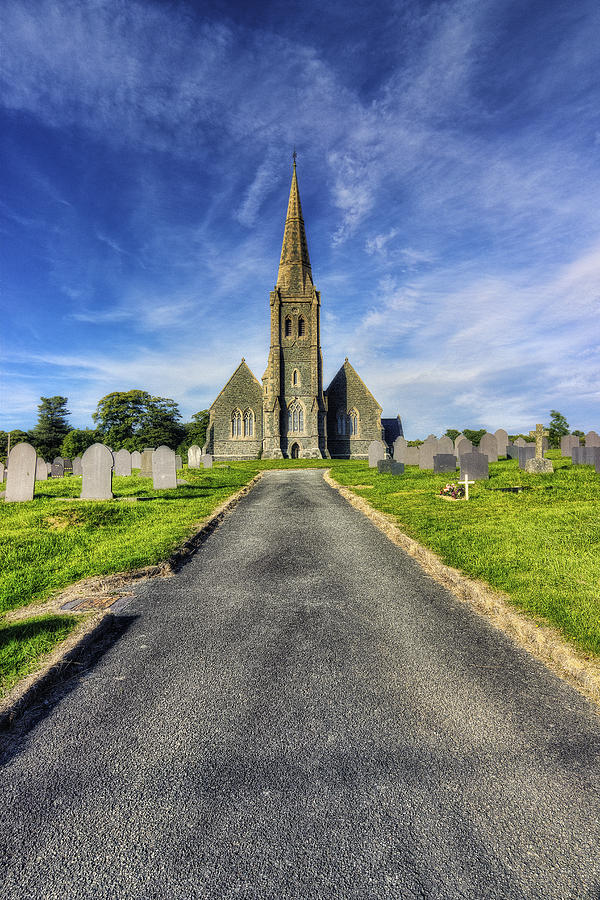 Llandinorwig Church Photograph