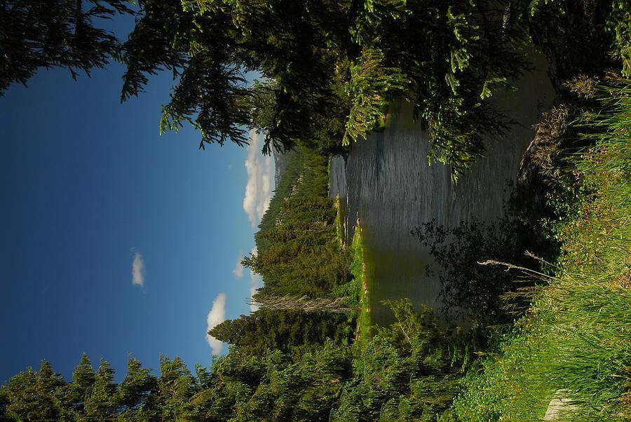 Lochsa River Overlook Photograph