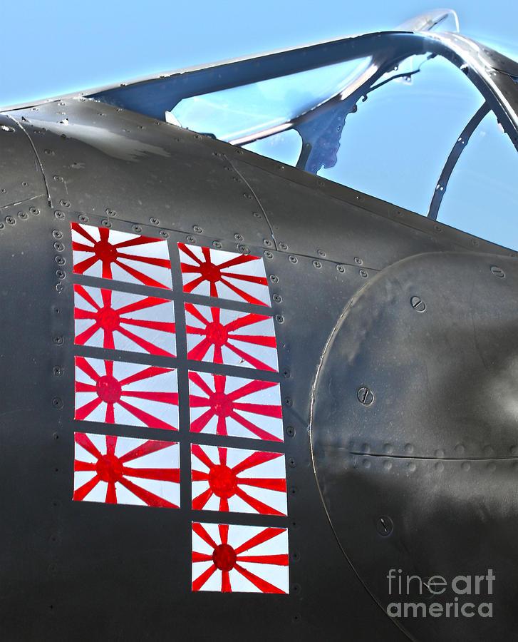 Lockheed P-38 - 162 Skidoo - 04 Photograph