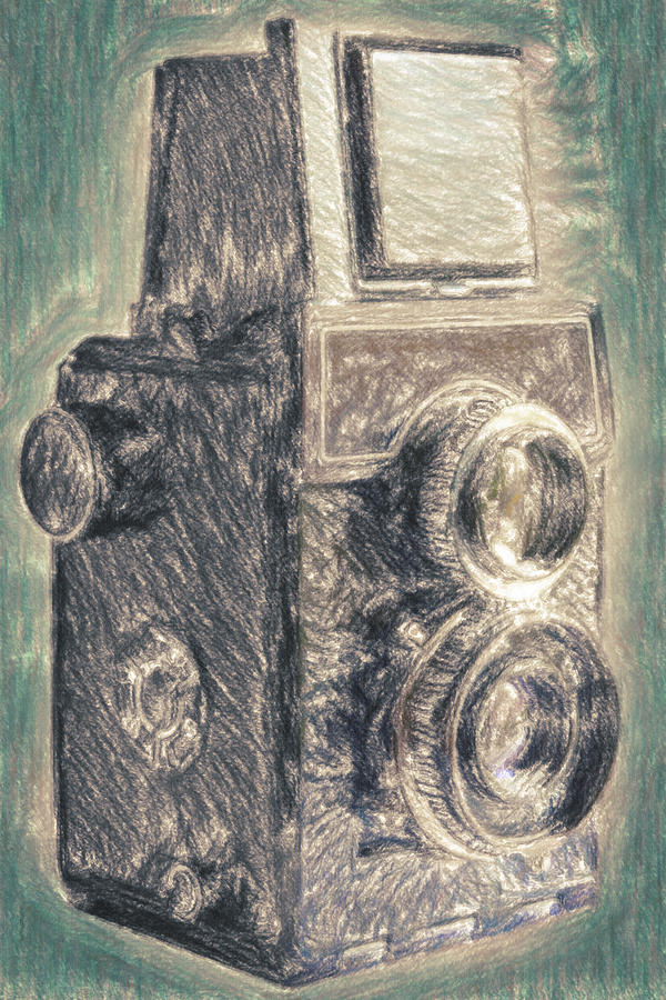 Lomo Drawing  - Lomo Fine Art Print