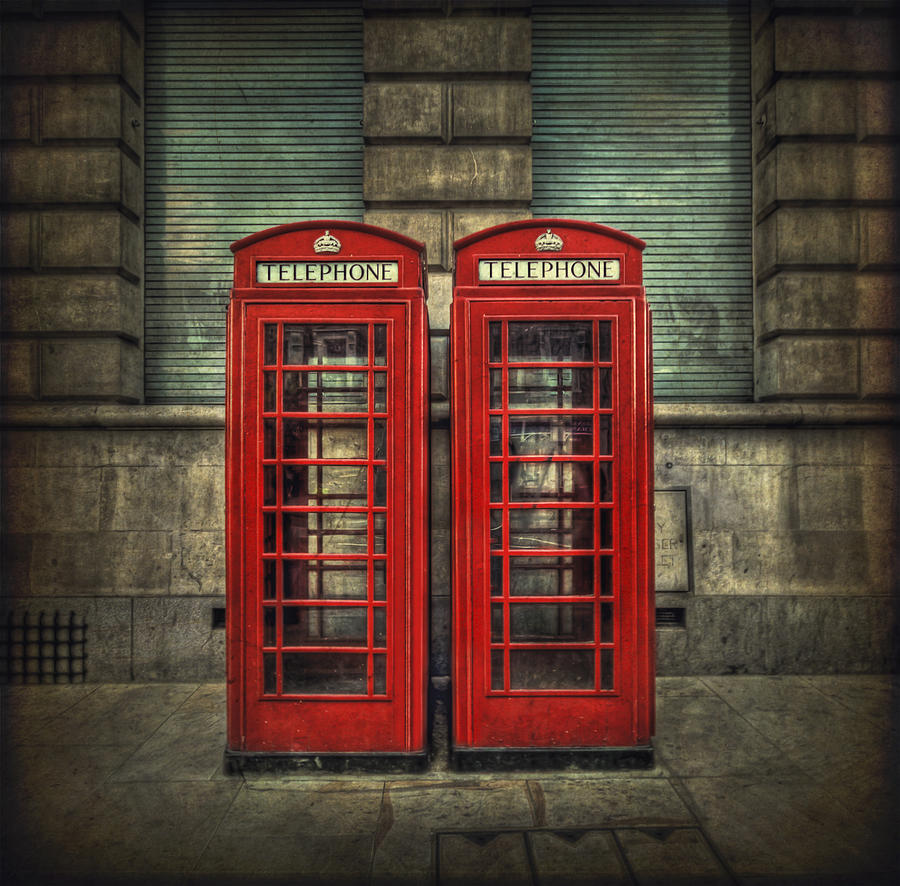 London Calling Photograph  - London Calling Fine Art Print