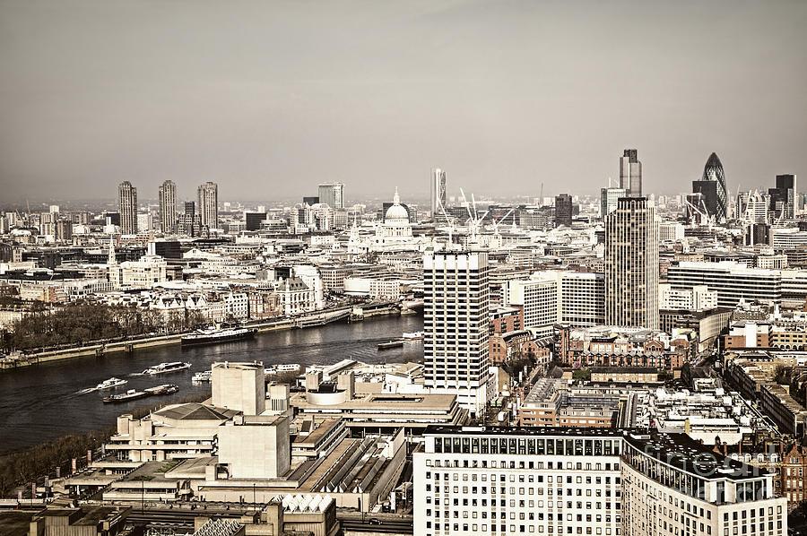 London Cityscape Photograph