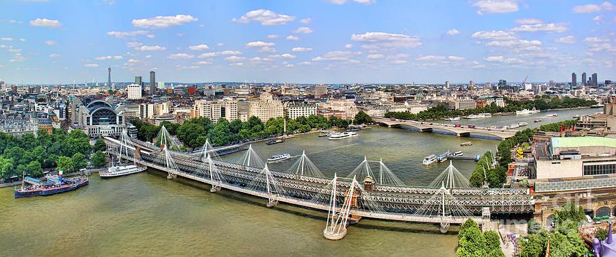 London Panorama Photograph