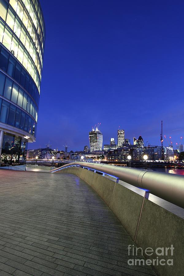 London Sky 4 Photograph