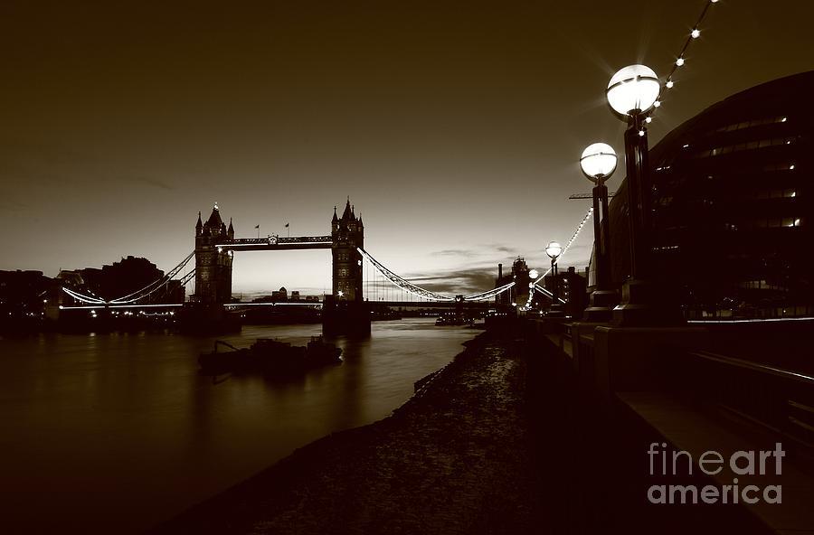 London Photograph - London Tower Bridge  by Mariusz Czajkowski