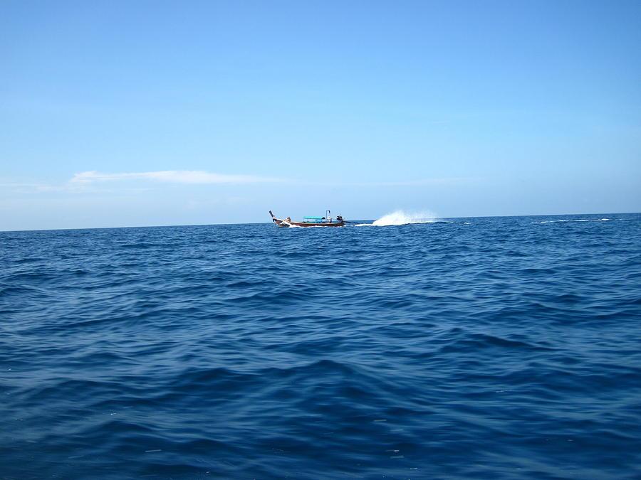 Long Boat Tour - Phi Phi Island - 0113132 Photograph