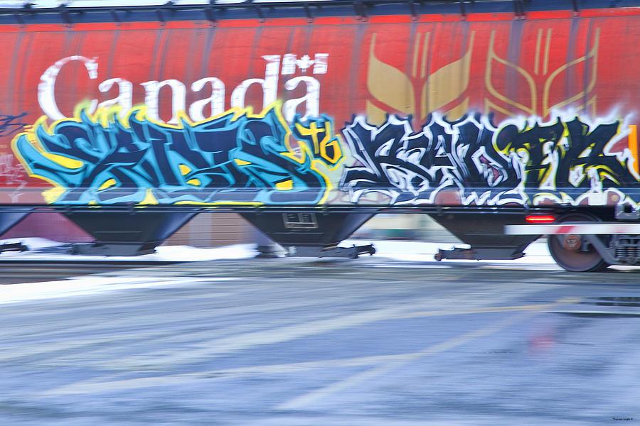 Long Train Runnin Photograph