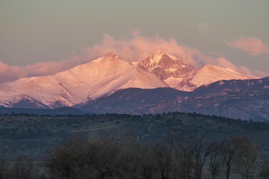 Longs Peak 1 Photograph