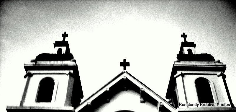 Church Photograph - Look To The Heavens by Misty Herrick