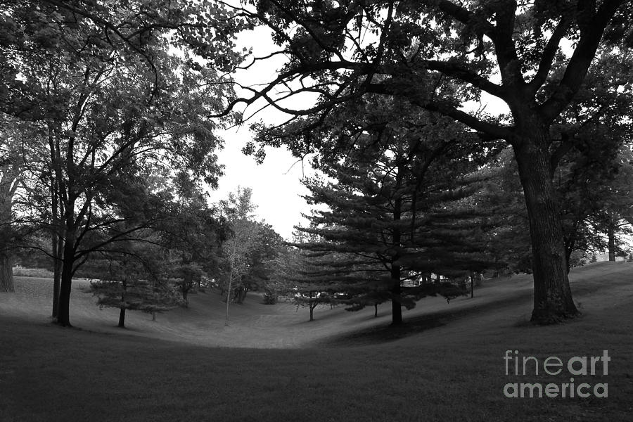 Loras College Landscape Photograph