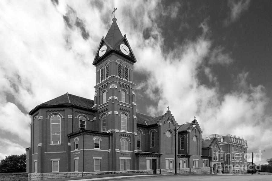 Loras College St. Joseph Chapel Photograph