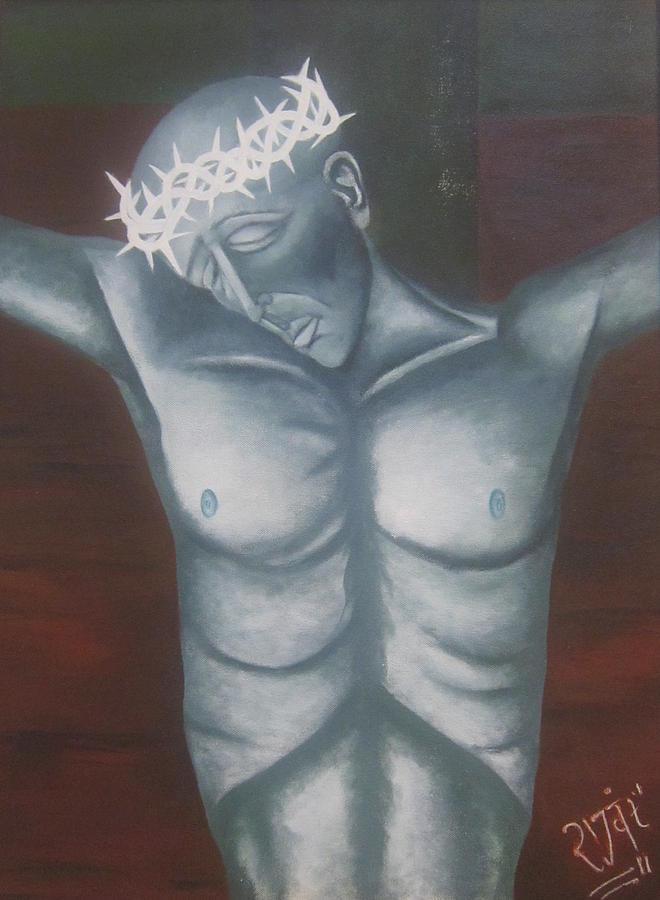 Lord Jesus Painting