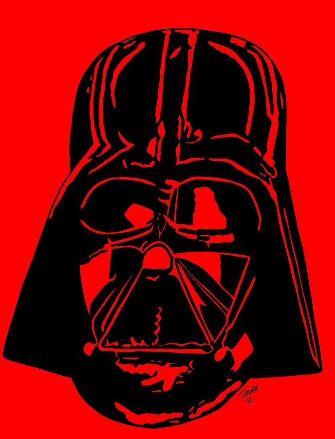 Lord Of The Sith II Digital Art  - Lord Of The Sith II Fine Art Print