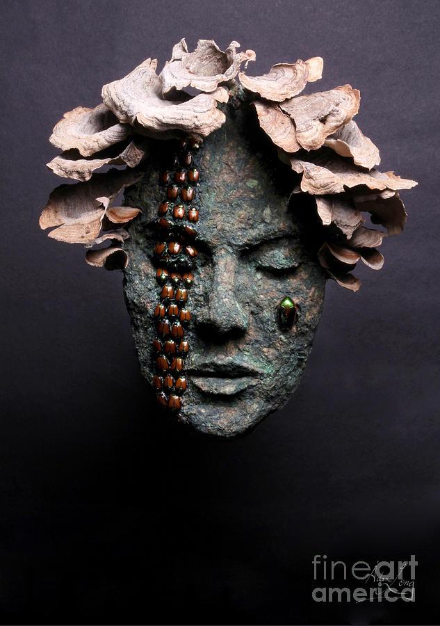 Art Relief - Lorelei by Adam Long