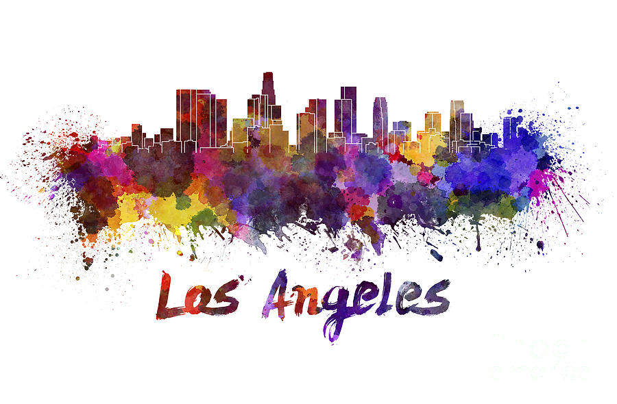 clipart los angeles - photo #17
