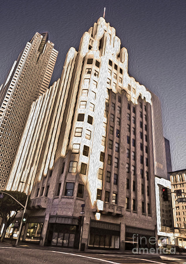 Los Angeles  - Title Guarantee Building Photograph