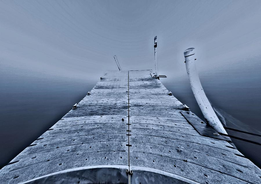 Lost At Sea Photograph