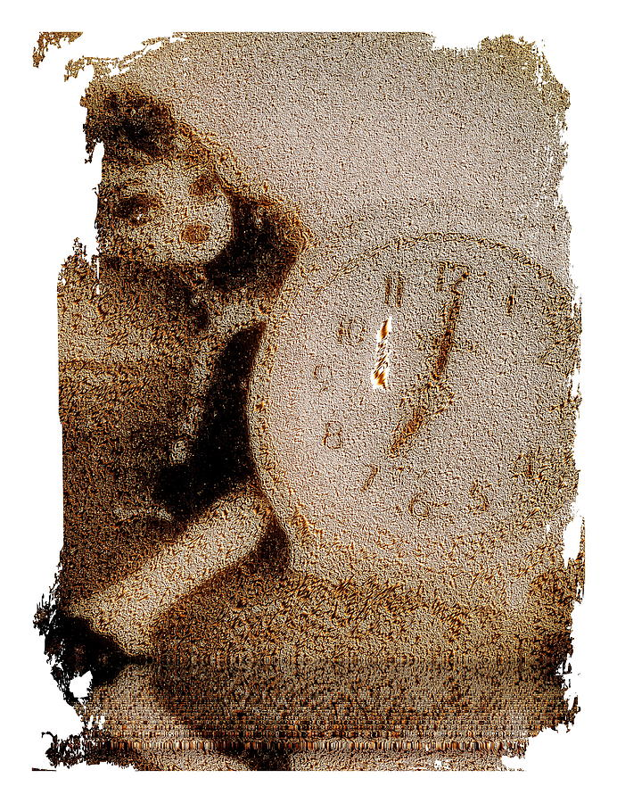 Lost Doll In Time Photograph  - Lost Doll In Time Fine Art Print