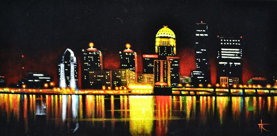 Louisville Painting by Thomas Kolendra