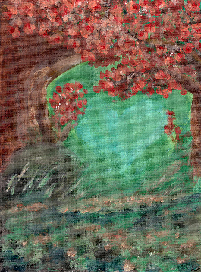 Love Is Everywhere Painting  - Love Is Everywhere Fine Art Print