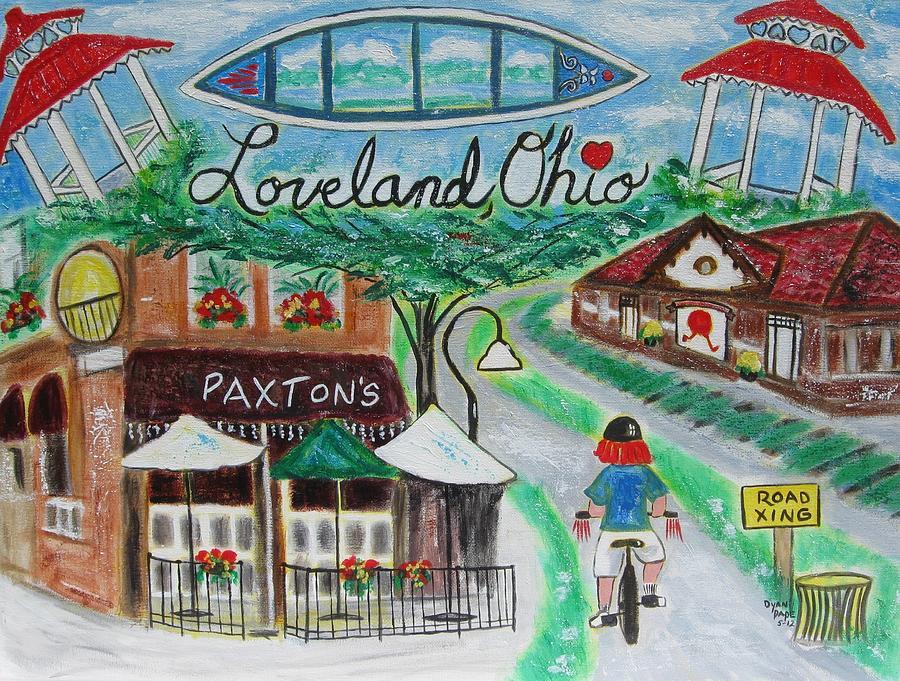 Loveland Ohio Painting