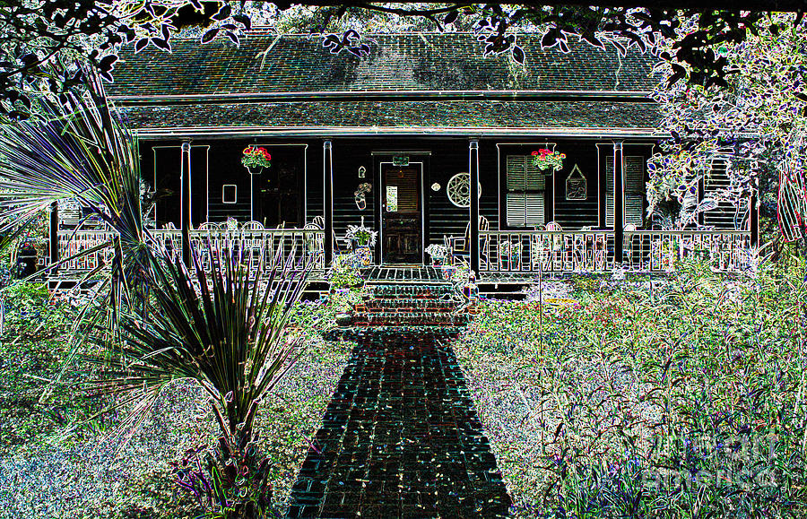 Low Country Cottage Photograph